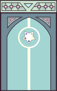 Temple Door Pearl