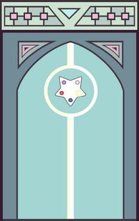 Temple Door Pearl