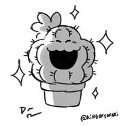Cactus Steven Doodle