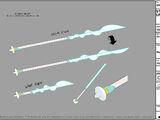 Gem Weapons/Gallery