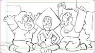 Back to the Kindergarten Storyboard 8