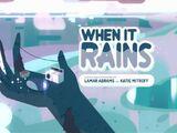 Yağmur Yağdığında