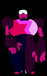 Big ol' Garnet
