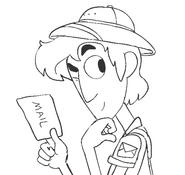 JL Jamie Drawing