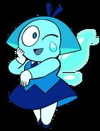 AquamarineModelSheetPose1ByChara
