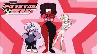 Crystal Gems Powerpuff Girls Mashup
