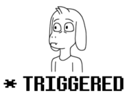 I'm triggered