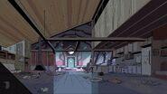 Steven the Swordfighter Stormy Steven's House Background