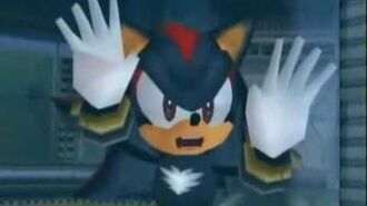 """Shadow the hedgehog""""s promise to maria on her death"""