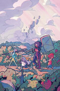 Steven Universe Issue 15 Cover A