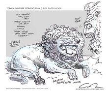 Lion Concept Art 2