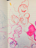 Nicole R Drawings 4