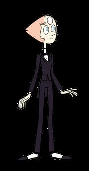 Pearl In Tuxedo