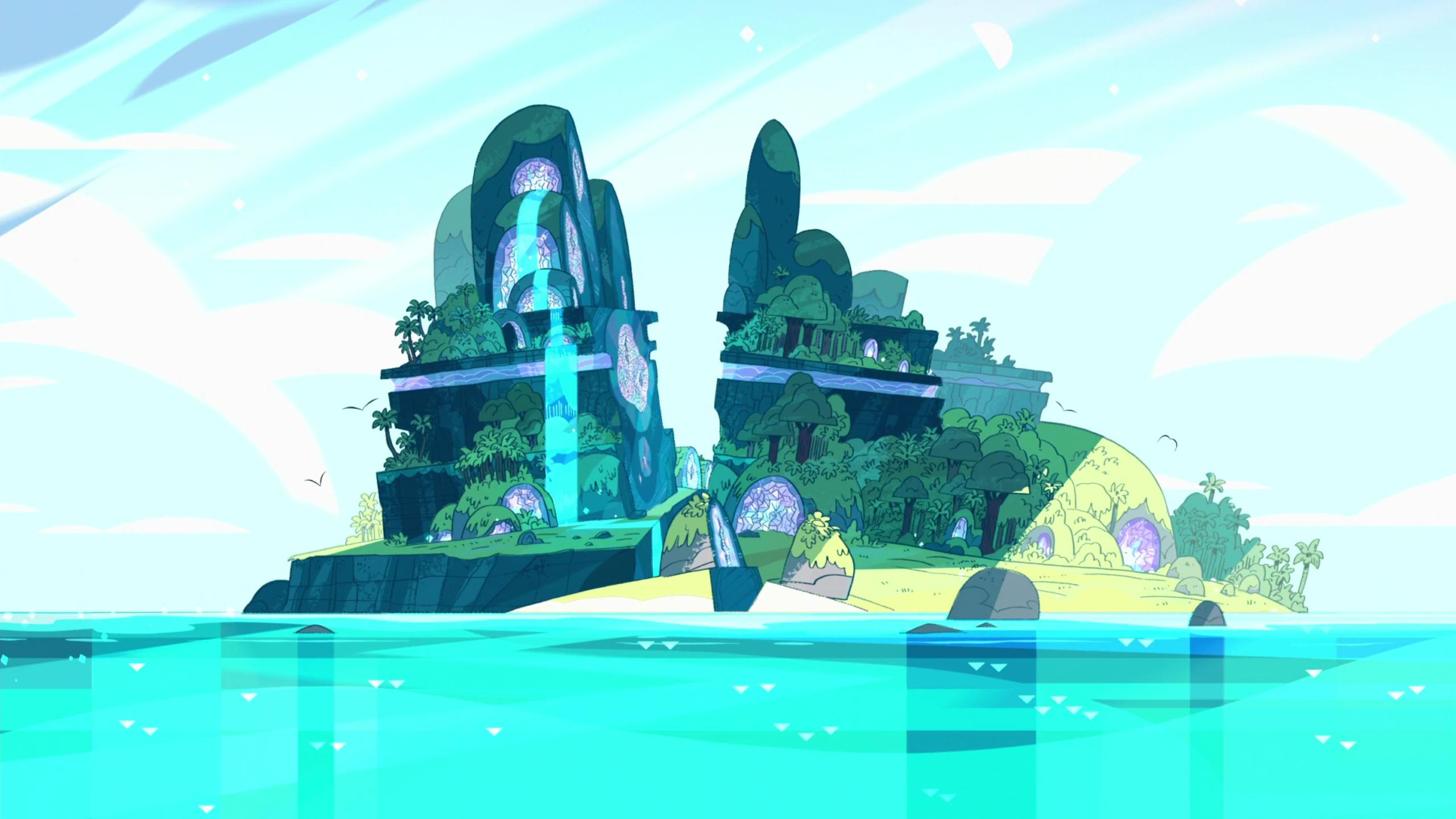 Mask Island Steven Universe Wiki Fandom