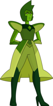 Yellow Diamond (We are the Crystal Gems)