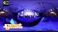 360 Video Stronger Than You Steven Universe Cartoon Network