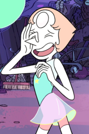 Terrible joke about pearl being sexy