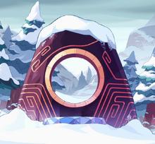 Великий северный портал