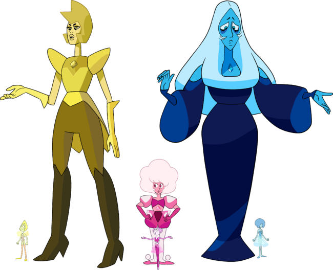 Diamonds Pearls (Modelsheet Pose) by RylerGamerDBS