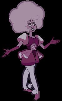 Pink Diamond (Kindergaten Palette) by RylerGamerDBS