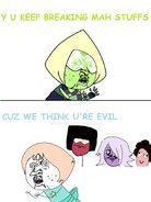 Steven universe marble madness in memes by hikumirin-d8krabp