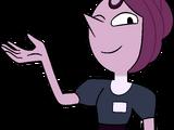 Aubergine Pearl