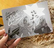 Crewniverse 2017 Christmas Card