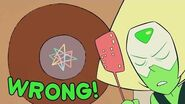 Why Was Peridot Mistaken About The Cluster's Location? (Steven Universe Theory)