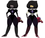 BLACKgarnet