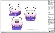 Jelly Jiggler Model Sheet