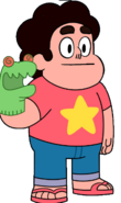 Steven sock puppet