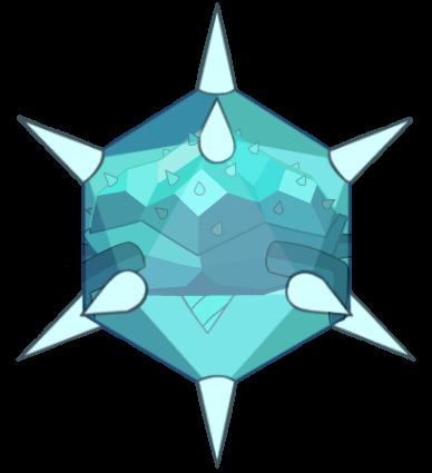 Gemcavecreature gemstoneNAV