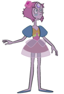 Pearl Past (Disheveled With Rose) by RylerGamerDBS