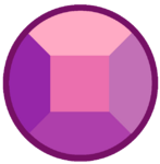 Army Amethyst Gem