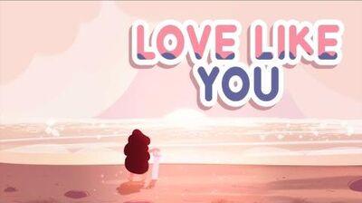 Love like you
