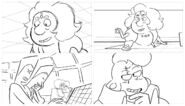 Lars of the Stars storyboard 2