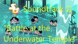 Steven Universe Soundtrack ♫ - Battle at the Underwater Temple