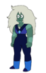 Kambaba Jasper (Blue Colony Uniform) by Kyrope