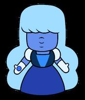 Sapphirecheeb