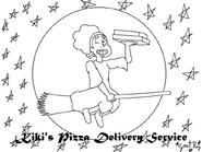 Kiki's Pizza Delivery Service By Asriel Dreemurr (Goat Boy)