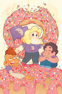 Steven Universe Comic 2016 Special Cover 3 Missy Pena
