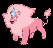 Lion v kolpake