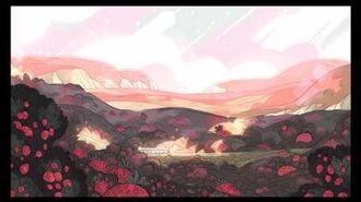 Steven Universe Soundtrack - Strawberry Battlefield The Sleeping Pyramid