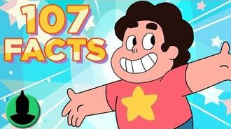 107 Steven Universe Facts YOU Should Know! - ToonedUp on CartoonHangover