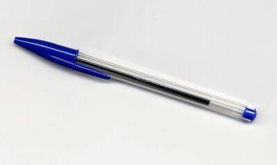 Blue-Bic-biro-pen