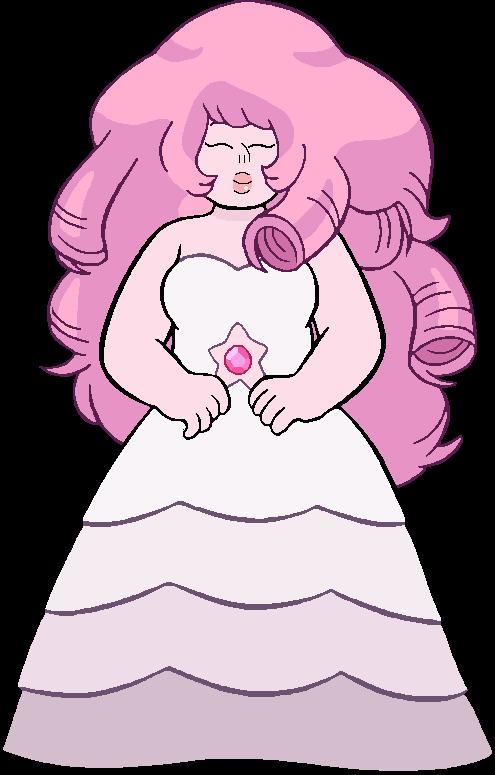 Front Facing Rose (Eyes Shut)