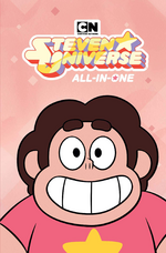 Steven Universe All-In-One Cover