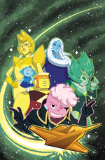 Steven Universe Issue 28 Cover A