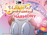 Steven Universe: Harmony Issue 3