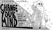Change Your Mind promo art by Jeff Liu